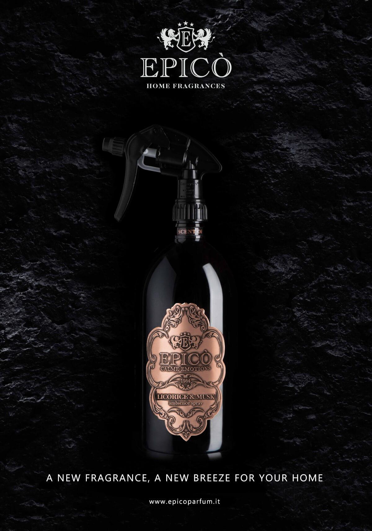 Epicò - Licorice & Musk