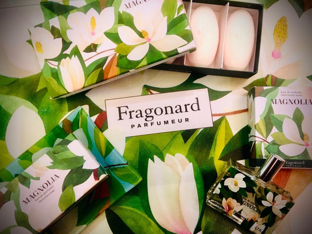 Fragonard - Magnolia