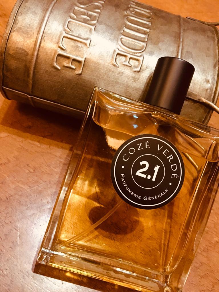 Parfumerie Générale - Cozé Verdé