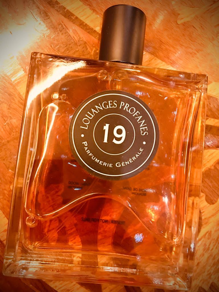 Parfumerie Générale - Louanges Profanes