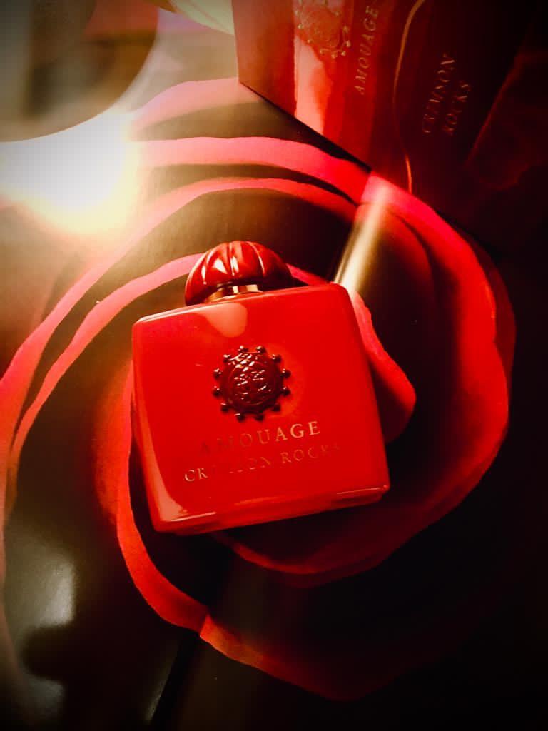 Amouage - Crimson Rock