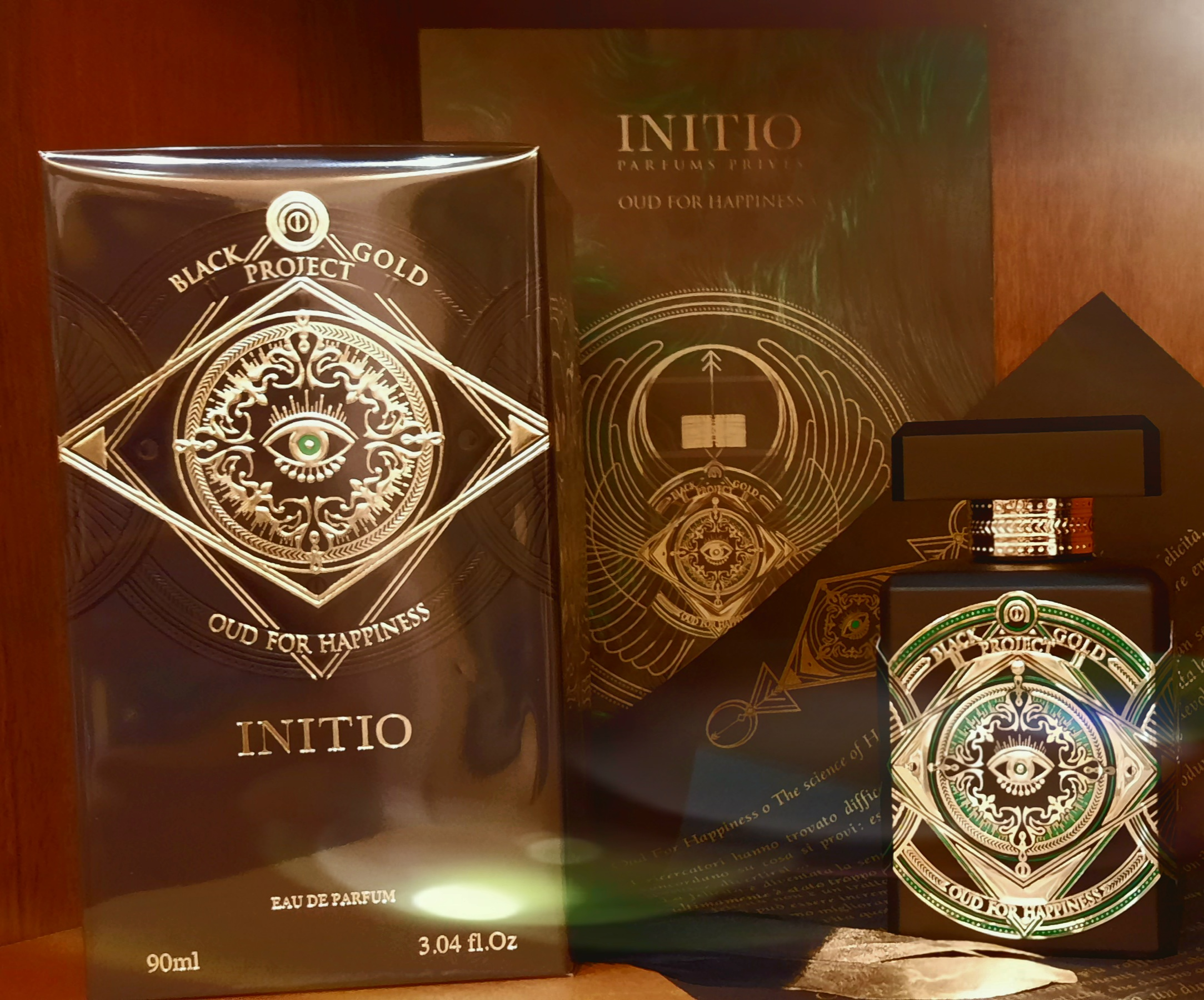 Initio - Oud for Happiness